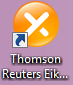 Thomson Reuters Eikon Excel icon