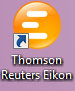 Thomson Reuters Eikon icon