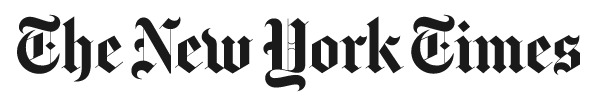 The New York Times logo image