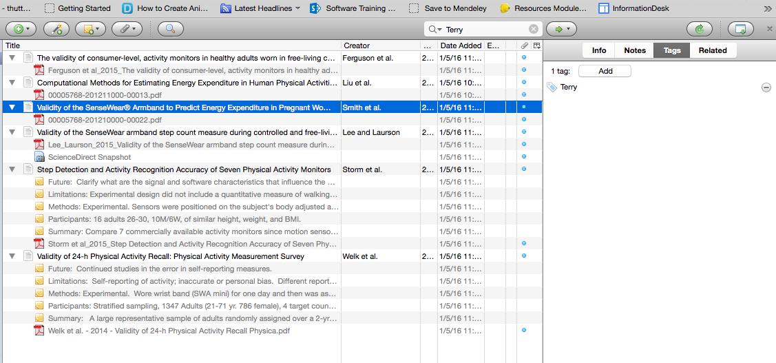 Collaboration Tools Zotero And Google Docs Ahs 361 Integrative