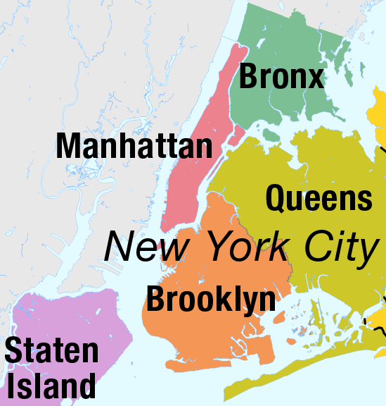 Intro Books Reporting On Nyc Neighborhoods Research Guides At