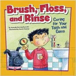 Oral Health Care Children S Dental Health Books Guides At