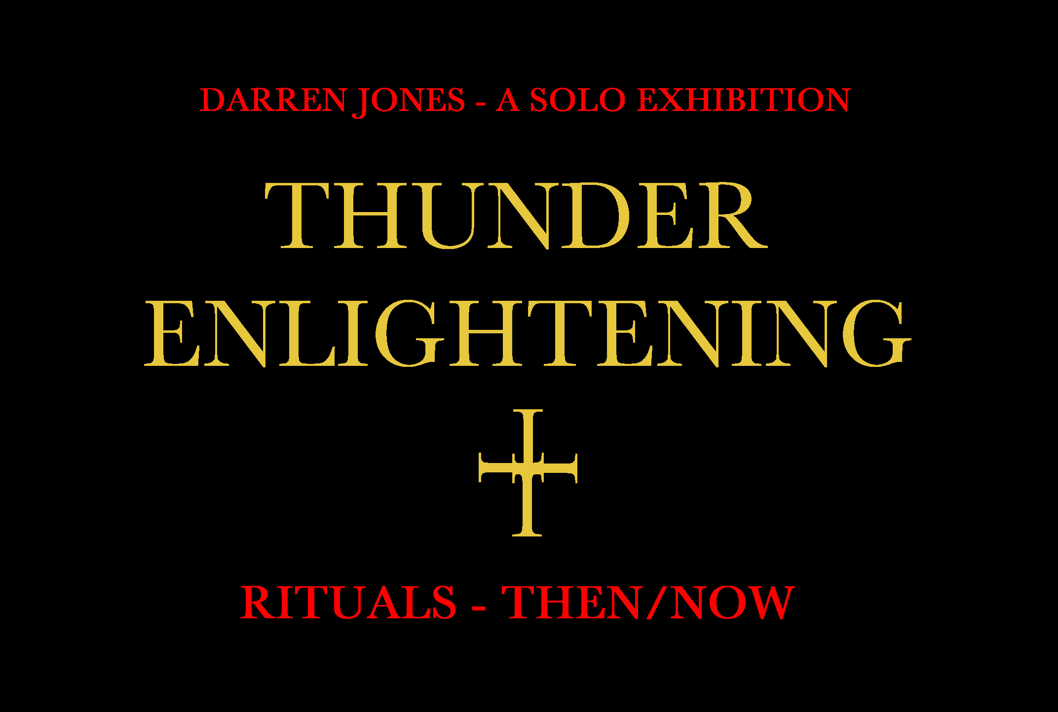 thunder enlightening advertisement