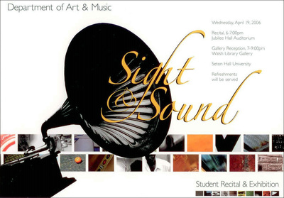 sight and sound 2 postcard