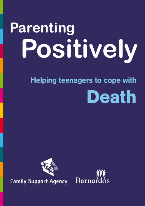 Maybe, Help for teens coping with grie