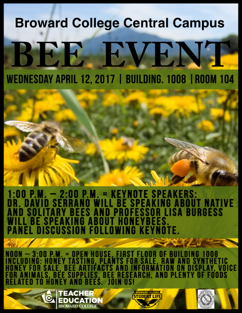 2017 Bee Event