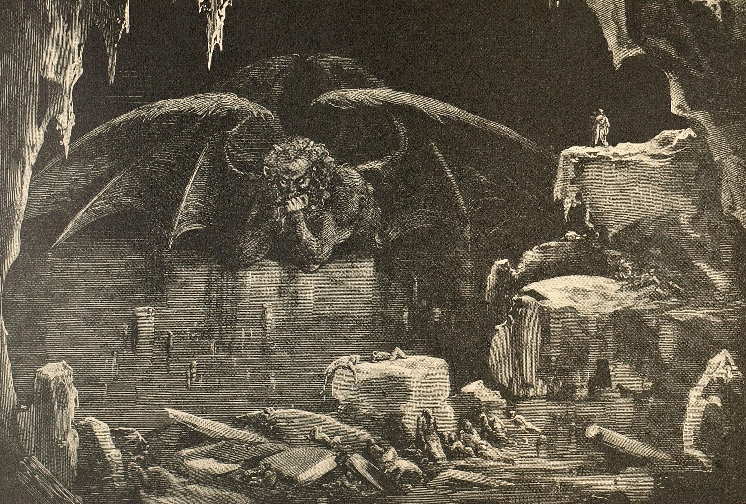 Gravat de Gustave Doré