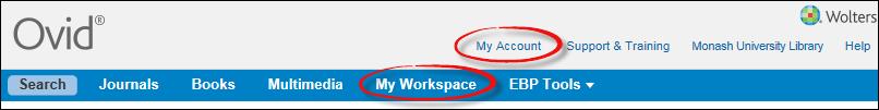 Medline My Workspace