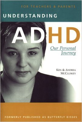 Cover image for Understanding ADHD: Our Personal Journey. URL leads to catalogue record.