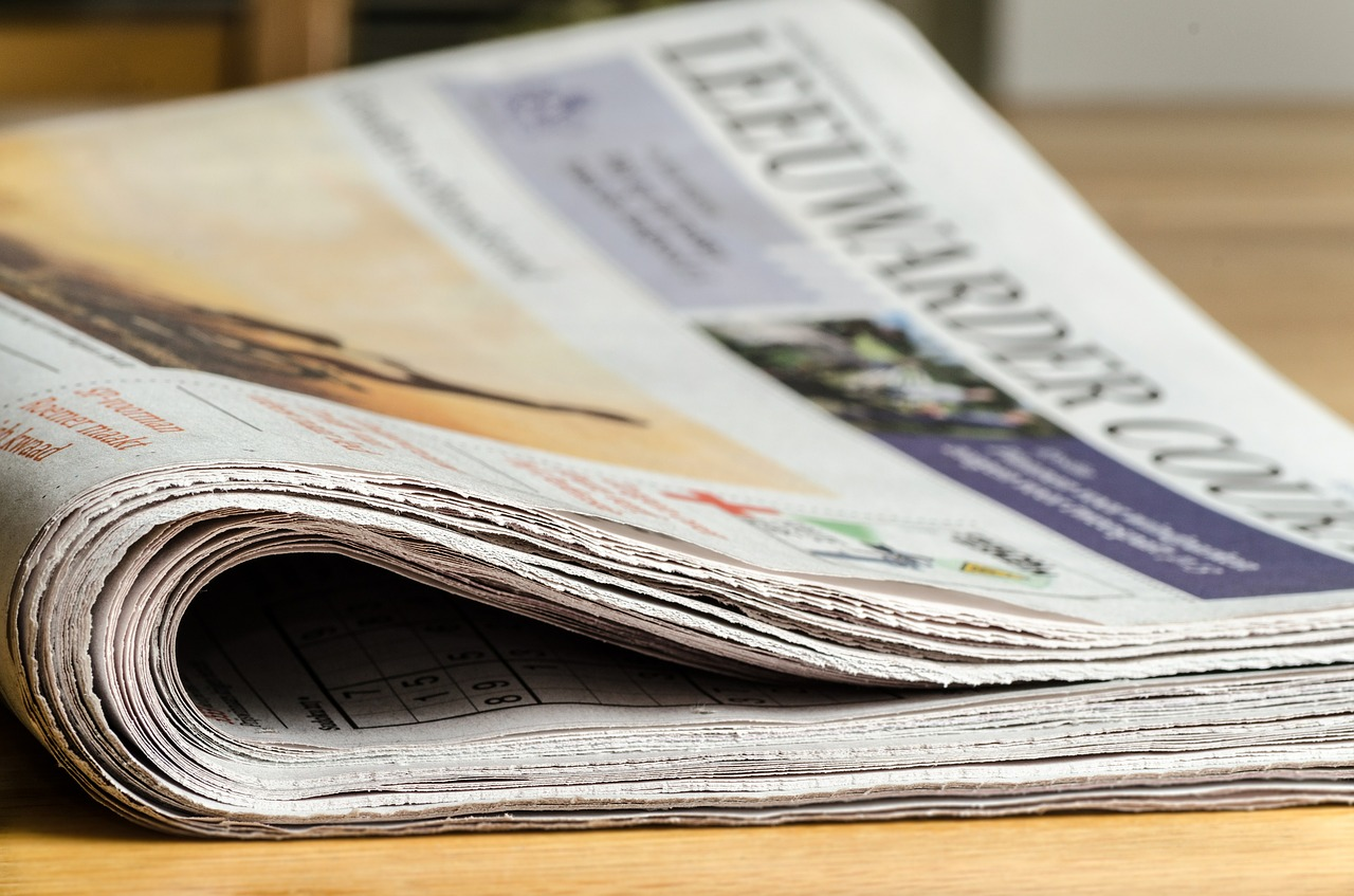 Newspapers - Accounting and Finance - LibGuides at