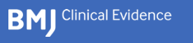 BMJ Clinical Evidence Logo