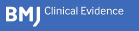 BMJ Clinical Evidence Logo