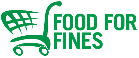 Food for fines in stylized print