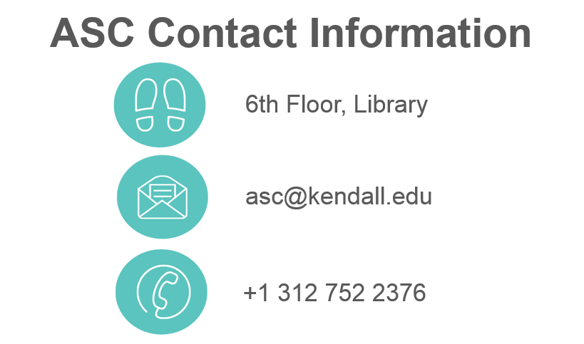 ASC CONTACT INFORMATION