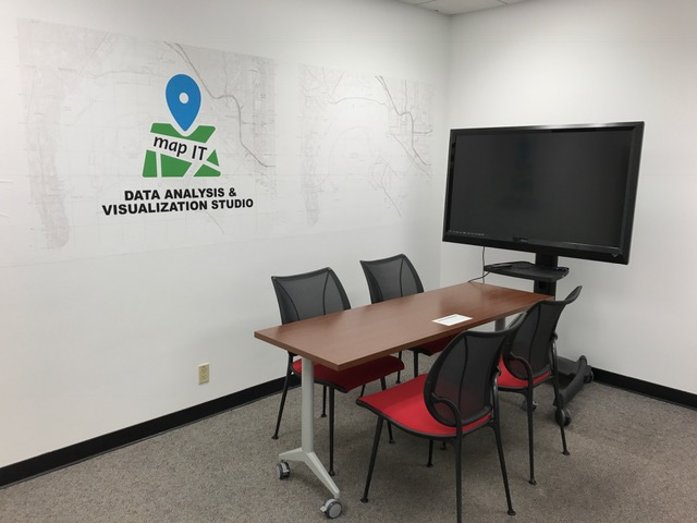 Map IT Group Workstation