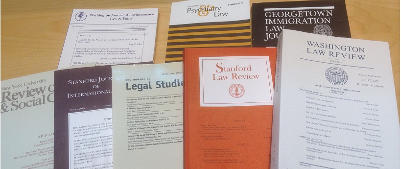 Photo of law review issues