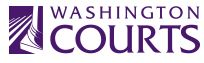 Washington Courts logo