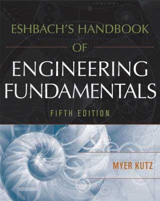 Eshbach's Handbook of Engineering