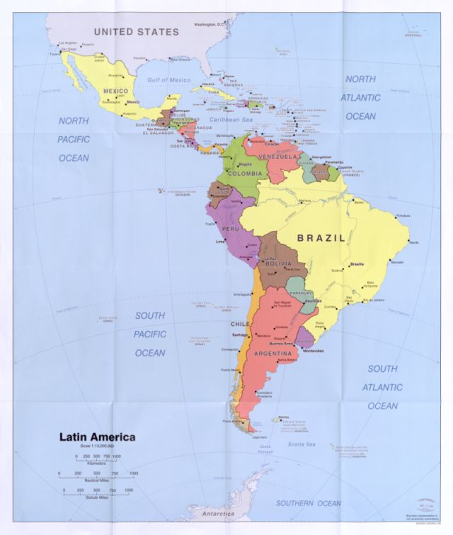 Latin America - GEOG 2750 World Regional Geography ...