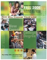 Riverside Community College District Schedule of Classes Fall 2006