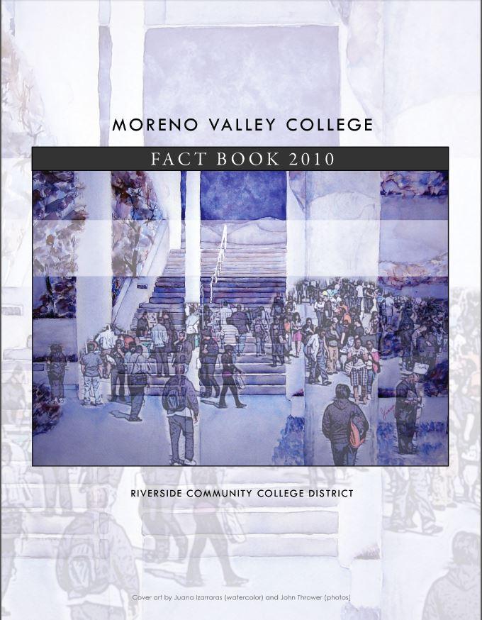 Moreno Valley College Factbook 2010
