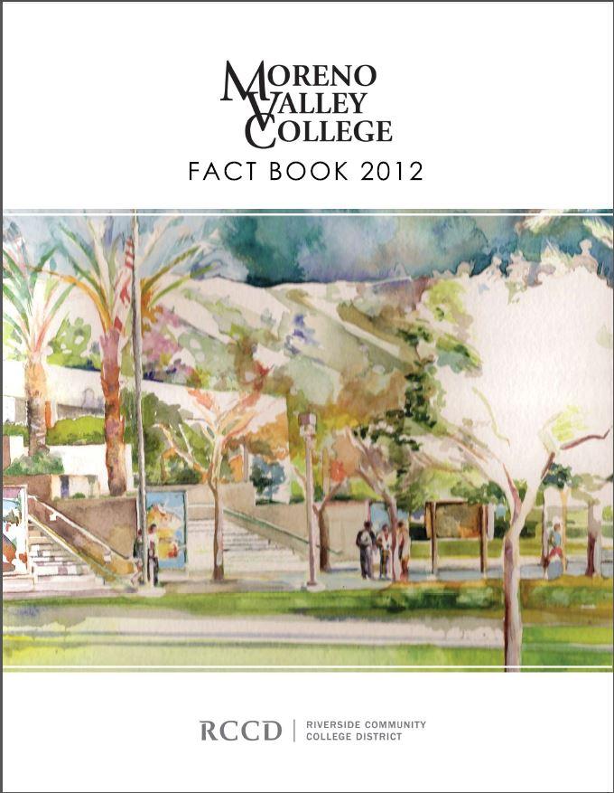 Moreno Valley College Factbook 2012