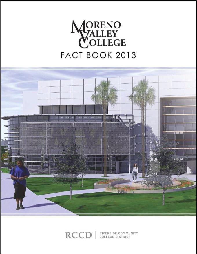 Moreno Valley College Factbook 2013