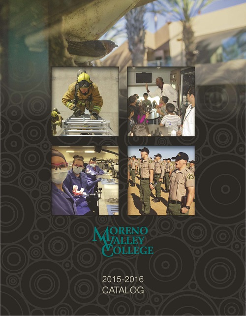 Moreno Valley College Catalog 2015-2016