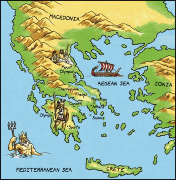 Classroom Resources Teaching Topic Ancient Greece