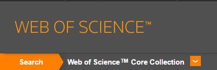 Web of Science - Research Impact Metrics: Citation Analysis