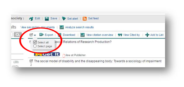 Scopus - Research Impact Metrics: Citation Analysis - Research