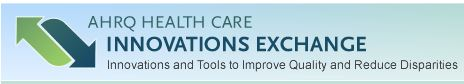 logo for AHRQ Innovations Exchange