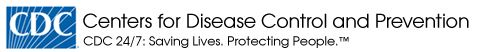 logo Centers for Disease Control & Prevention