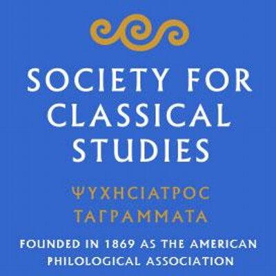 image of society for classical studies logo