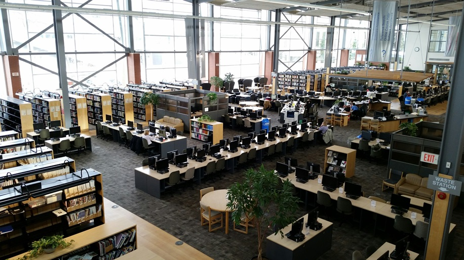 Barrie Campus Library