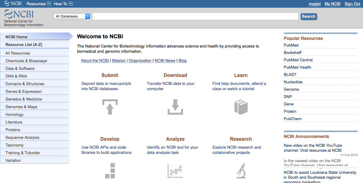 What is ncbi ncbi resources libguides at health sciences what does ncbi do stopboris Image collections