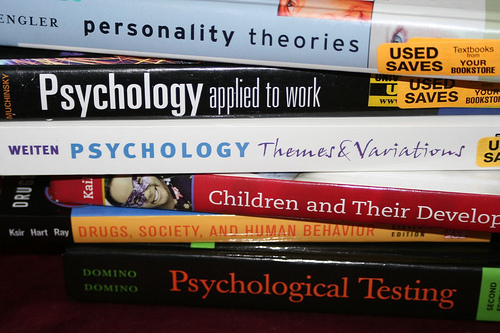 psychology textbooks