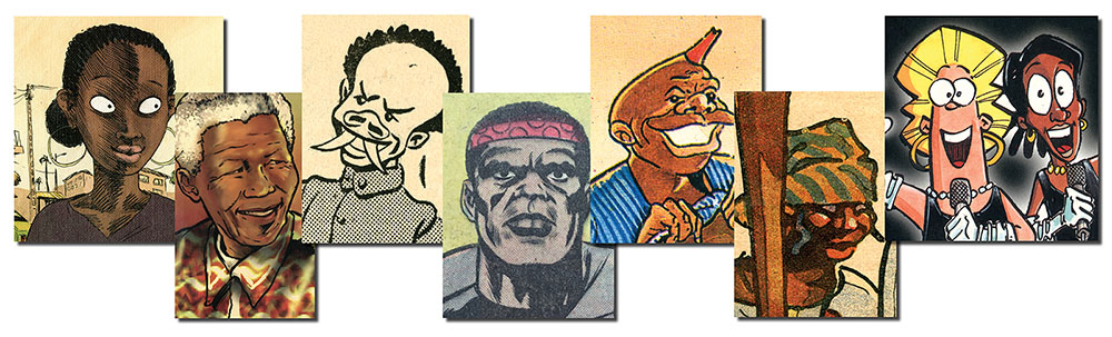 African Cartoon Art Voices And Visions