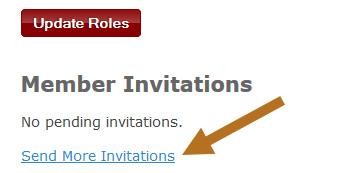 Send More Invitations.