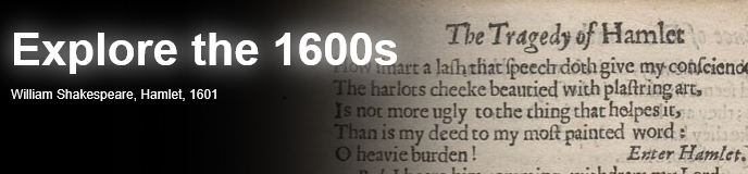 1600's text