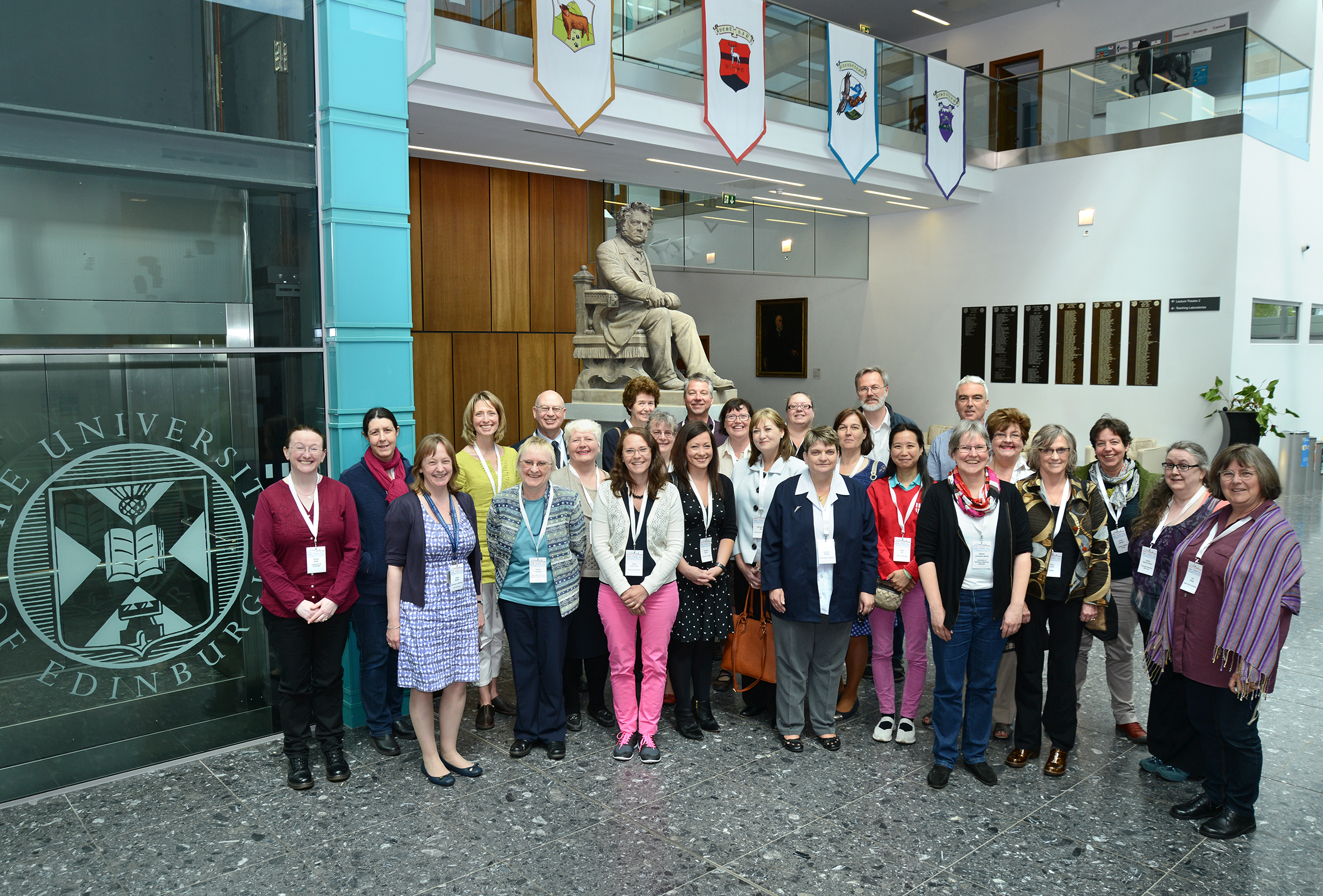 8th ICAHIS Group Photo of Attendees