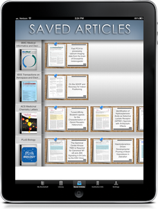 Save articles for offline reading
