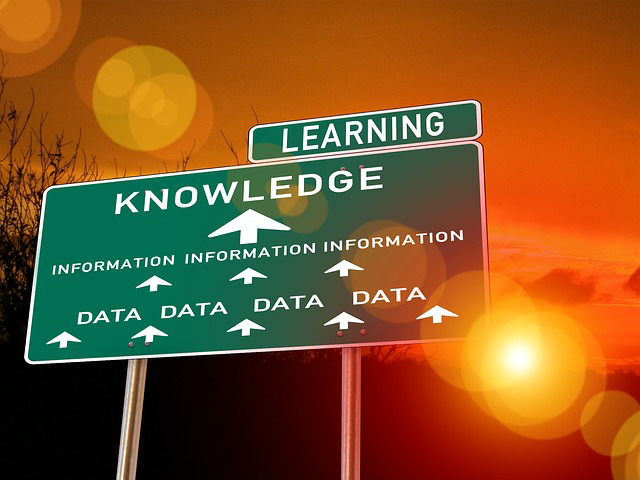 Data, Knowledge, Learning image