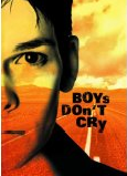 cover of Boys Don't Cry film