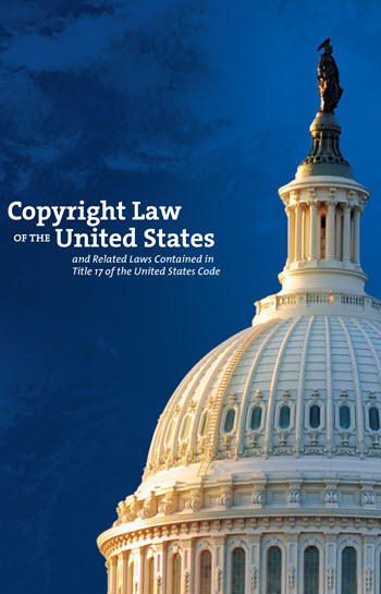 cover US. Copyright Act