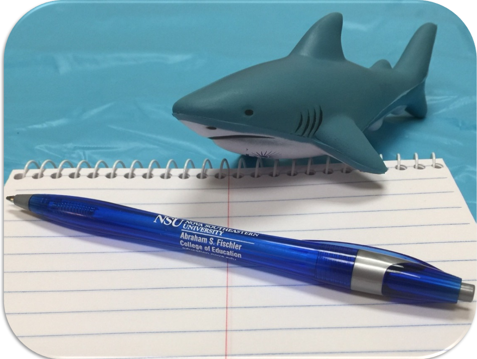 Shark Writes