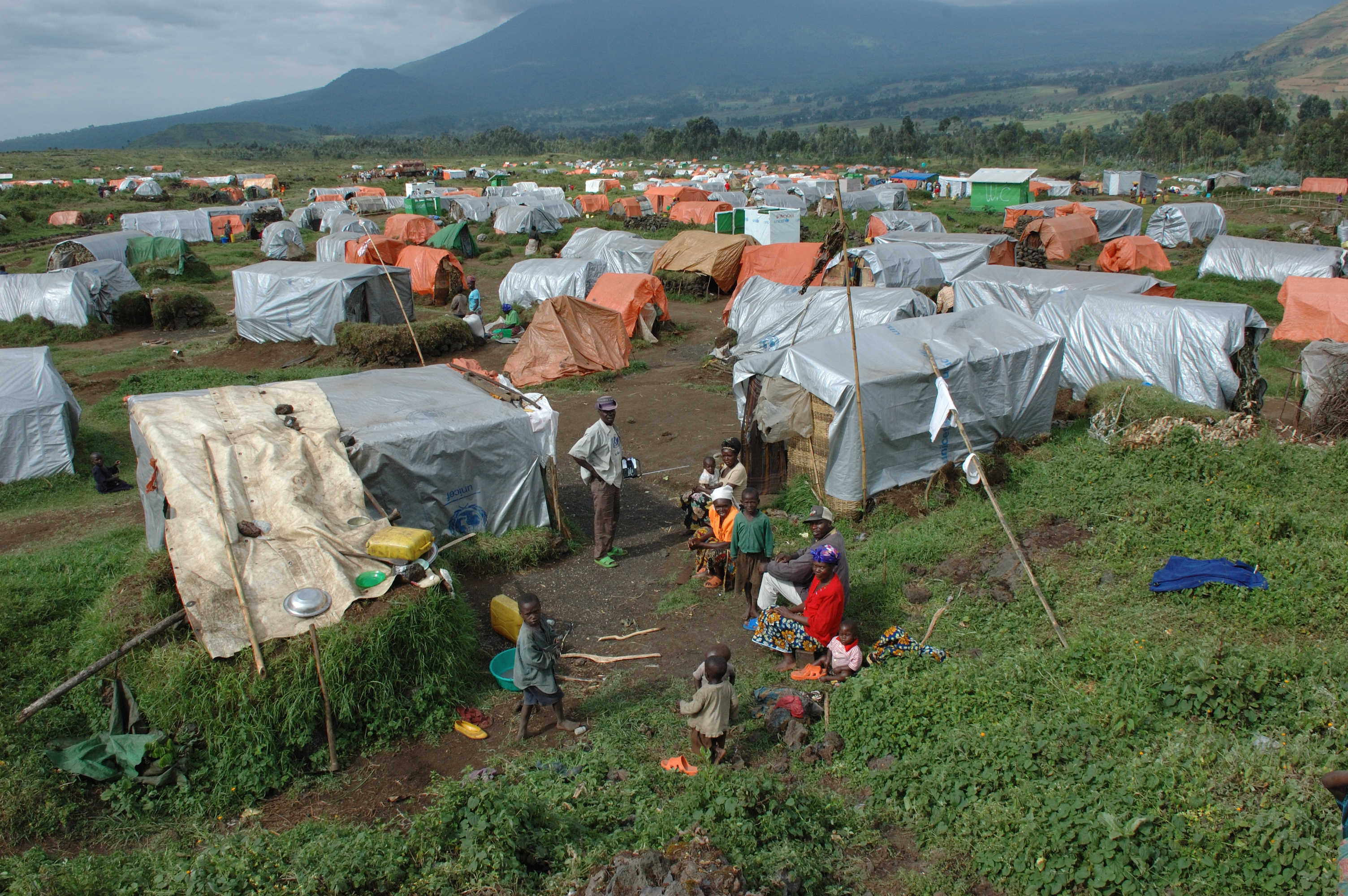 Refugee Camp- Congo