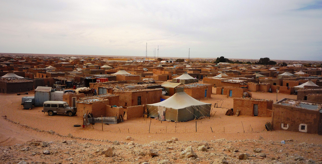 Refugee Camp- Algieria