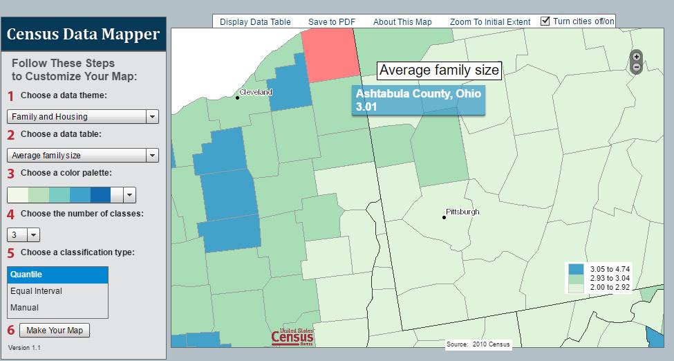 Maps - US Census Resources - LibGuides at Duquesne University Census Maps on