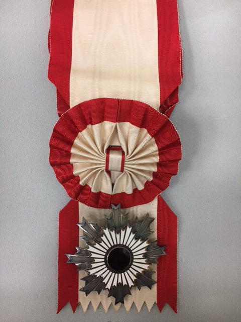 japan order of the rising sun
